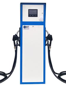 GWT-Duplex: Tankoló automatával egybeépített kétpisztolyos kútoszlop